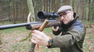 Using the riflescope