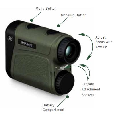 Vortex Impact 850 instruction manual - Optics Trade Blog