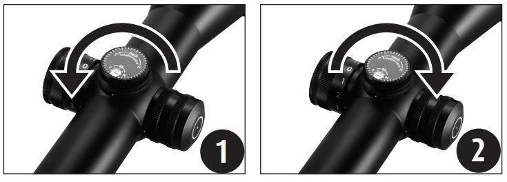 Schmidt & Bender Klassik Rifle Scopes instruction manual