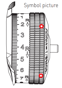 Kahles K4i, K15i, K16i, K312II, K312i, K624i, K1050, K1050i FT Rifle Scopes instruction manual