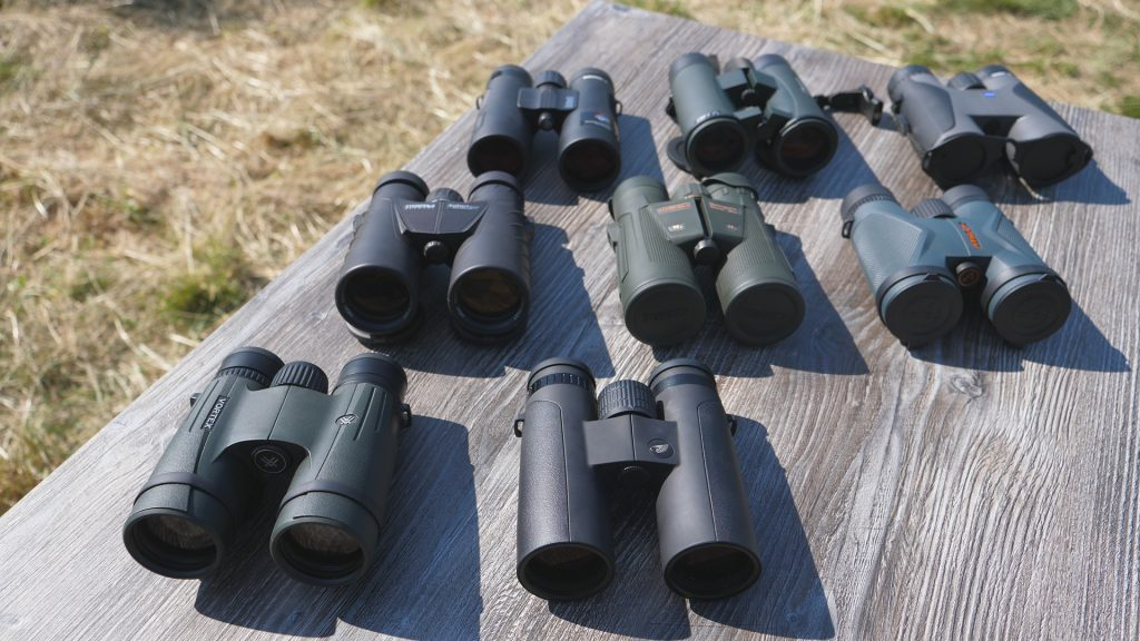 The ULTIMATE 8x42 binoculars buying guide