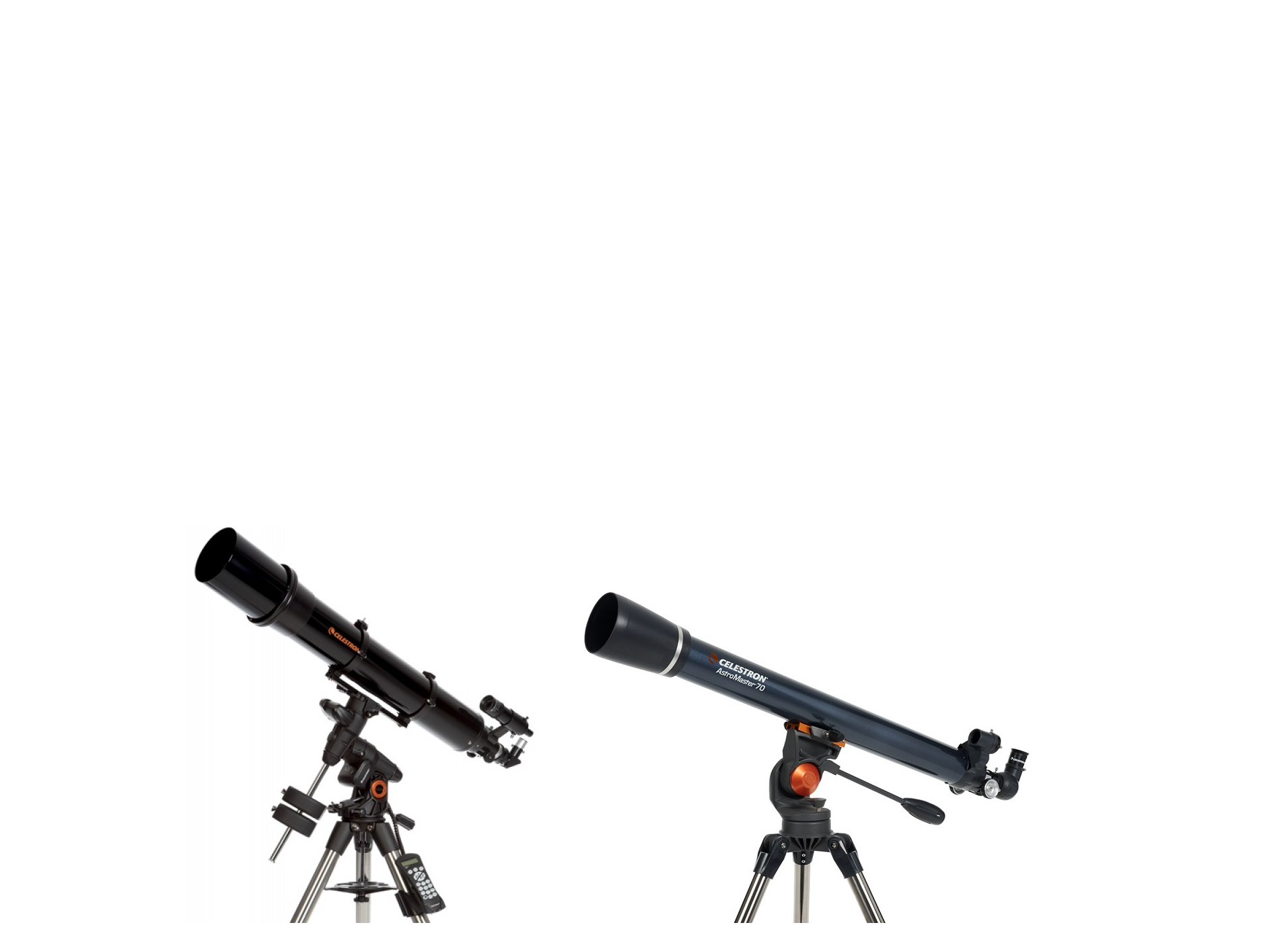 Types of telescope mounts