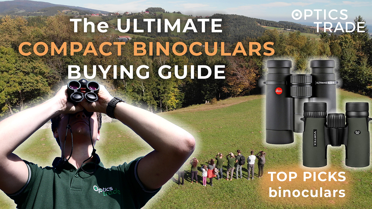 The ULTIMATE Compact Binoculars Buying Guide