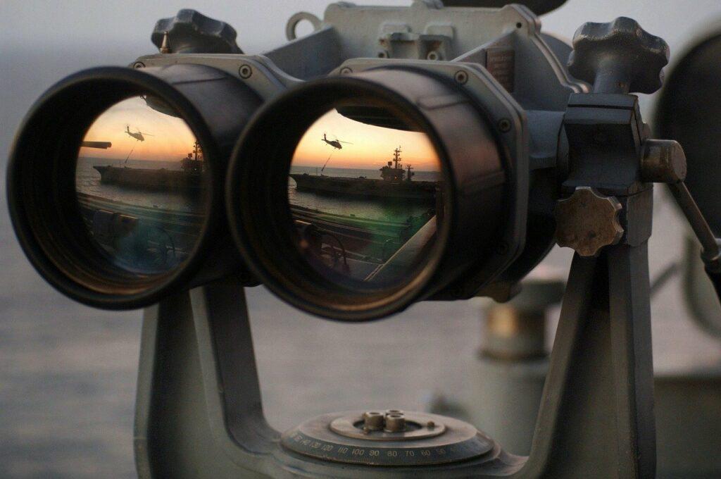 binoculars-marine