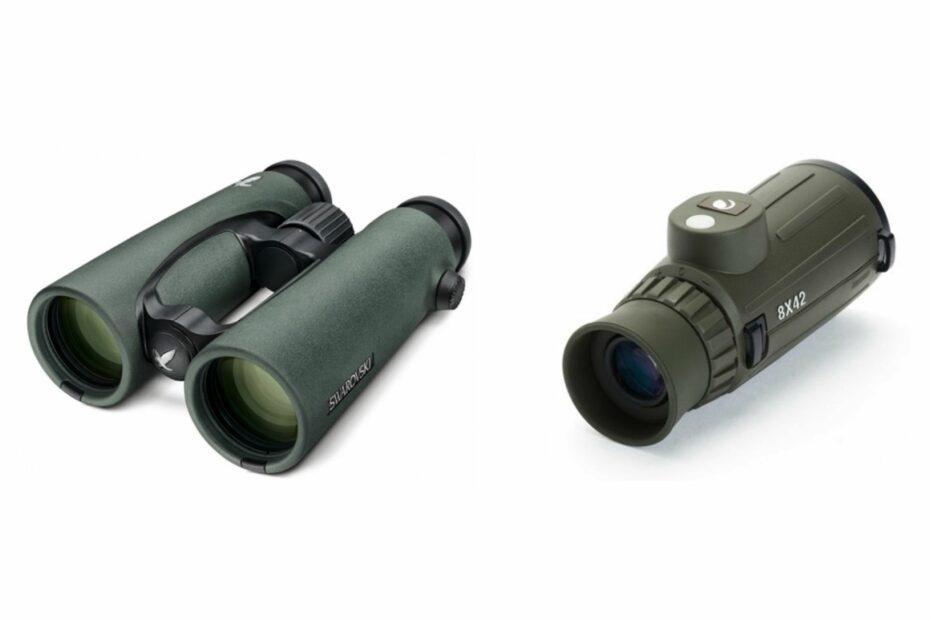 binoculars vs. monoculars
