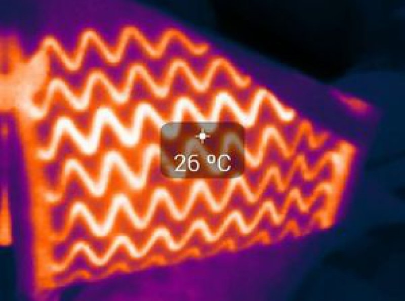 What is thermal temperature screening?