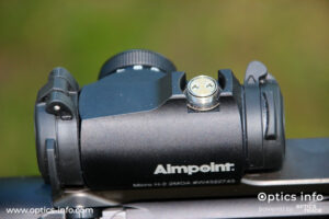 Click Value on Aimpoint Red Dots