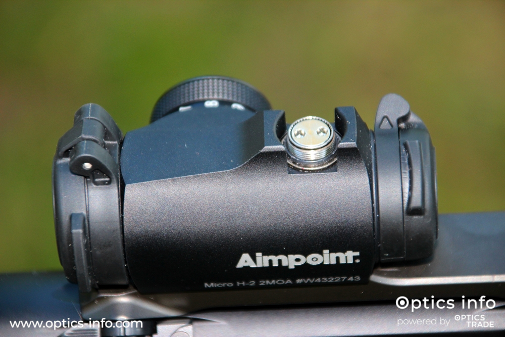 Click Values On Aimpoint Red Dots