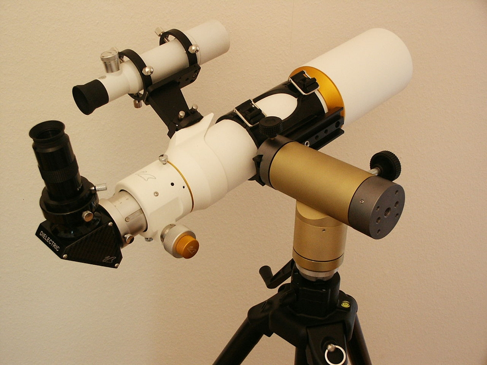 Why is the Image of the Telescope Upside Down?
