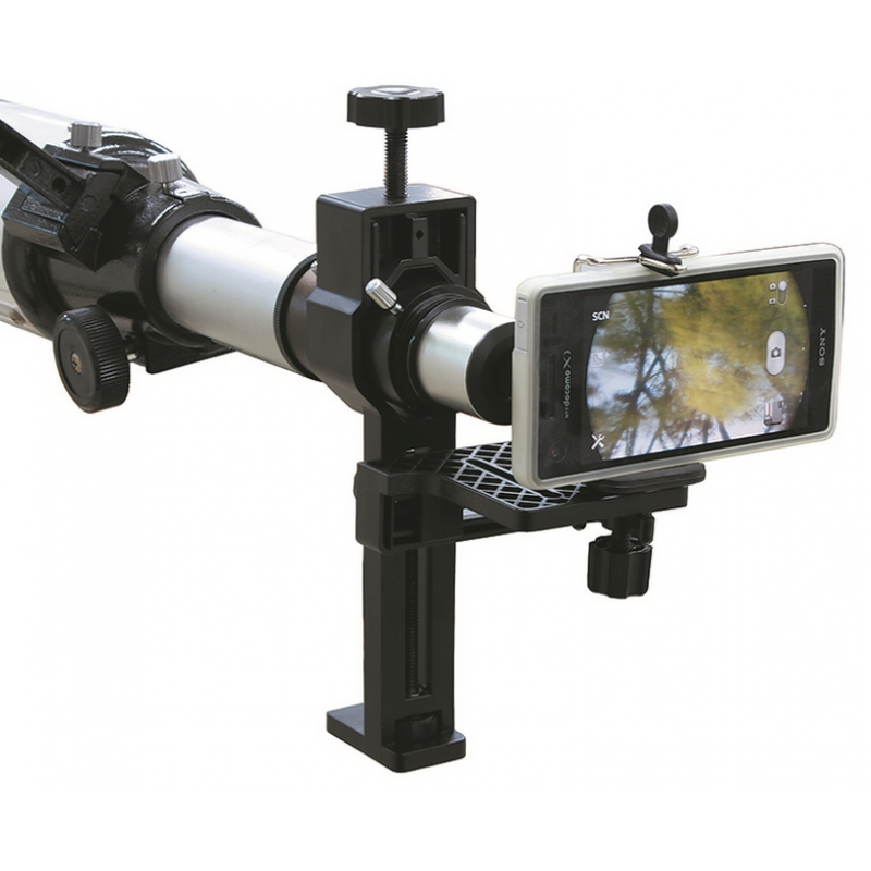 Connecting a Smartphone to a Telescope