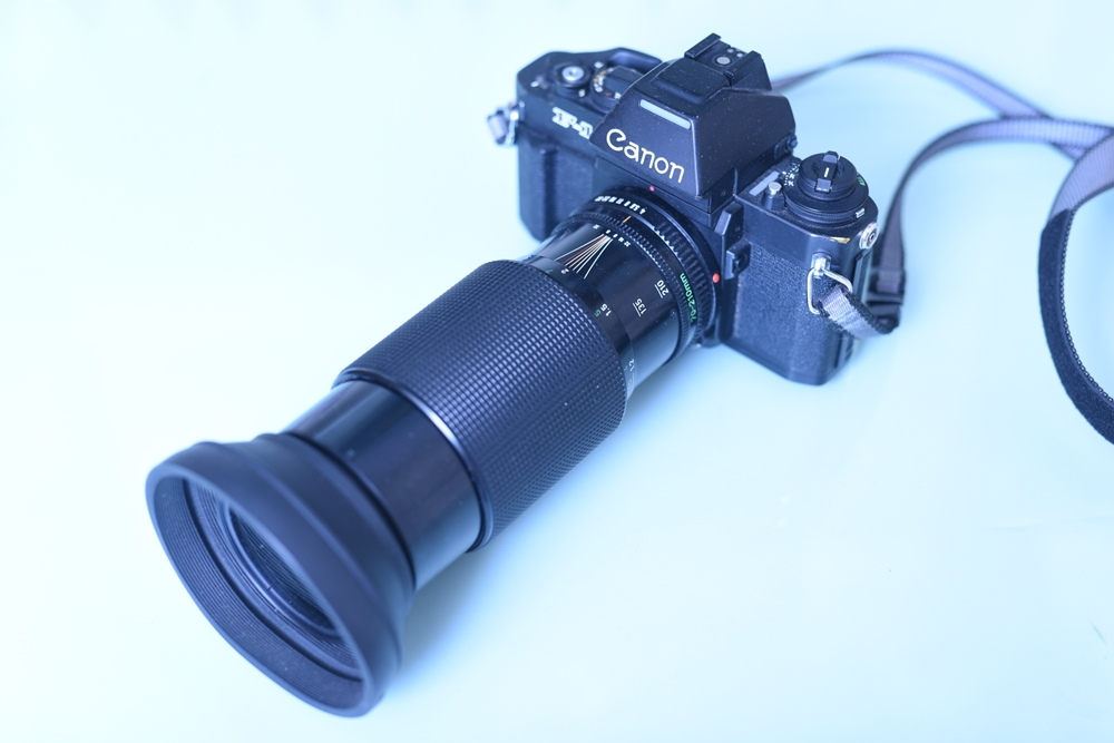 Telescope VS Telephoto Lens