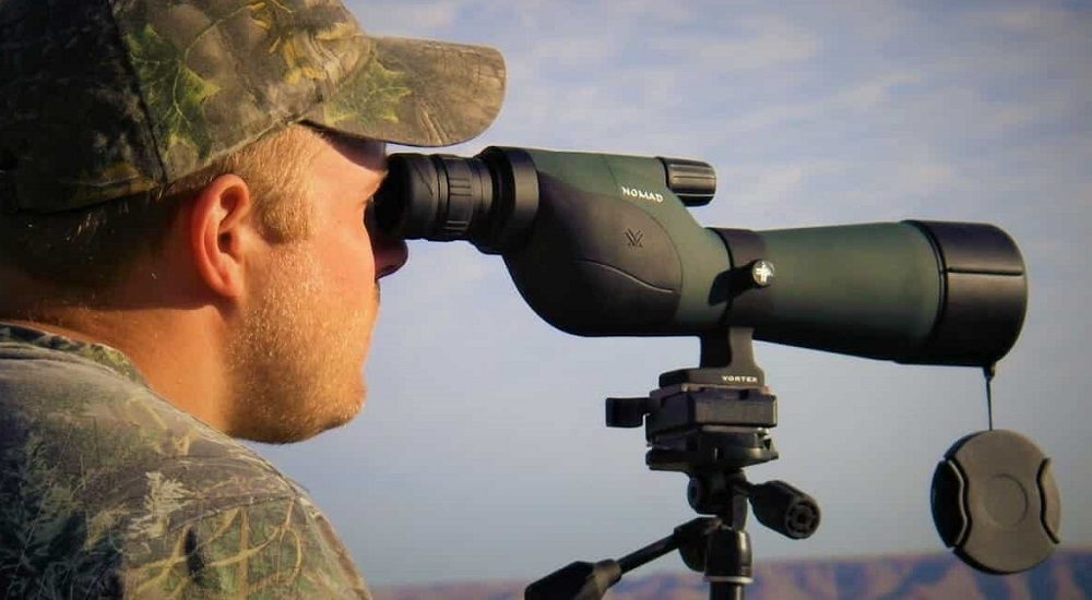 Spotting Scope Noble Rate