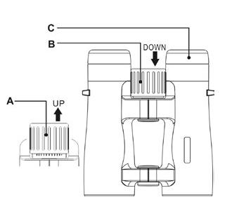 Noblex Vector Binoculars Instruction Manual
