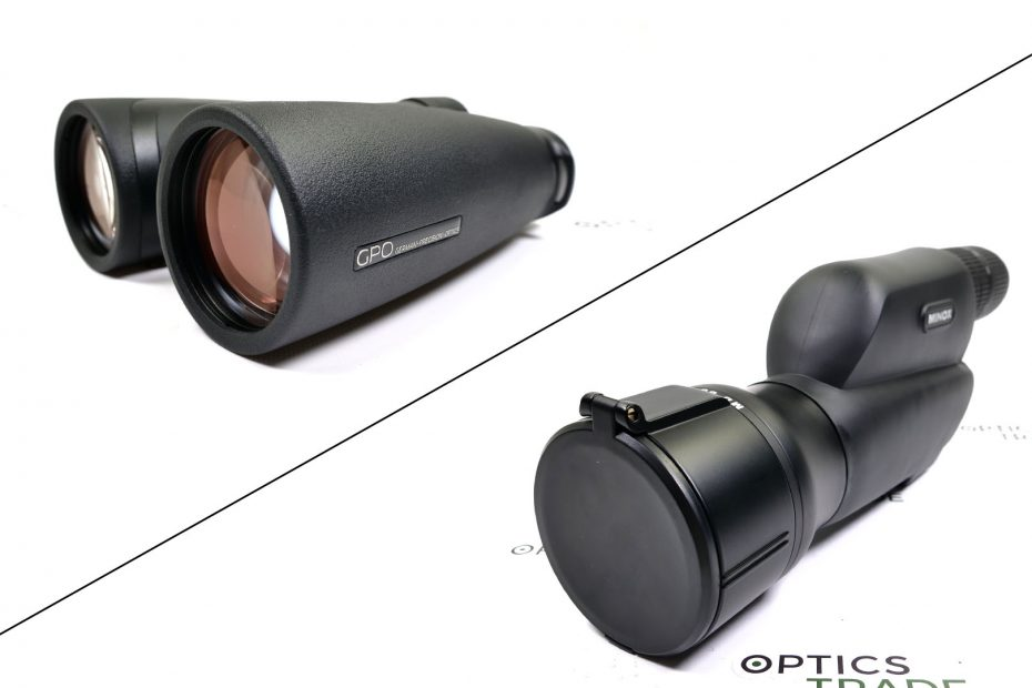 Binoculars Vs. Spotting Scopes