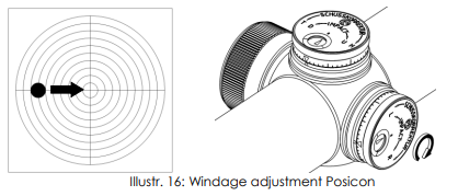 Instructions SCHMIDT & BENDER 1.1-5x24 Stratos