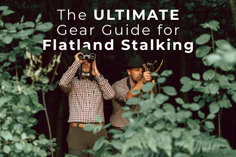 The ULTIMATE Gear Guide for Flatland Stalking