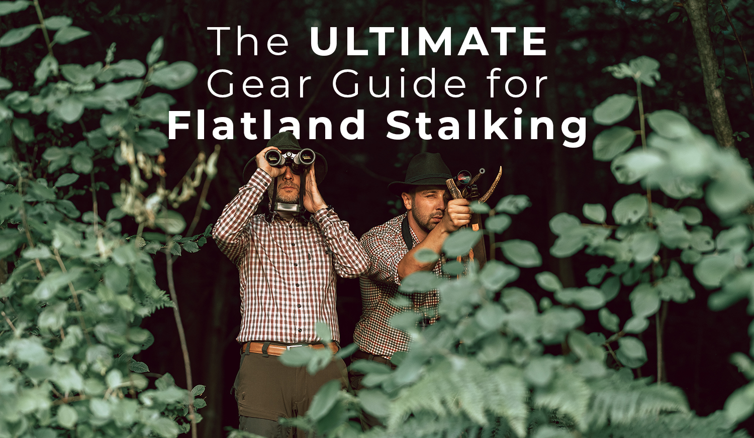 A Guide to Choosing the Appropriate Gear for Flatland Stalking