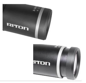 Riton X3 Tactix 1-8x24 Instruction Manual