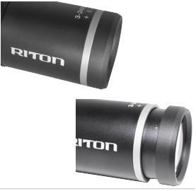 Riton X3 Conquer 3-15x44 Instruction Manual