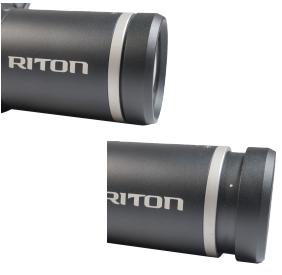 Riton X5 Primal 3-18x44 Instruction Manual