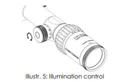 Instructions schmidt & bender 5-45x56 PM II High Power