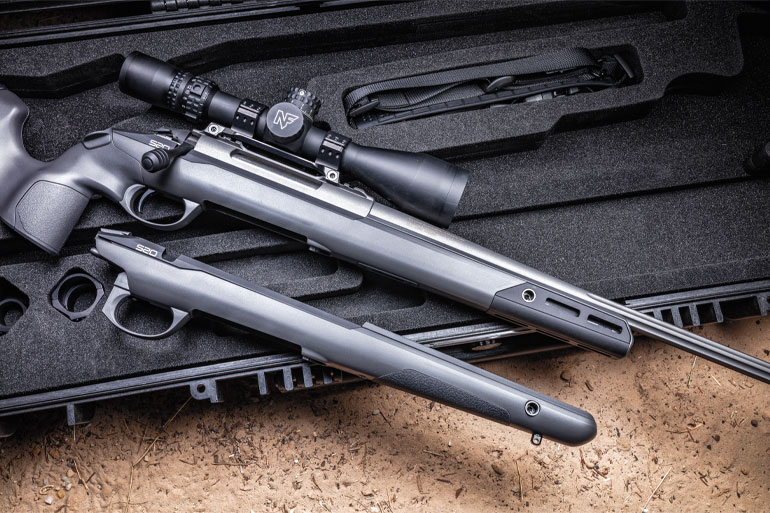 How the Mounting System on Sako Rifles Changed Through Time