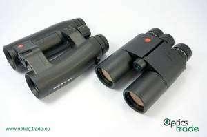 Leica Geovid binoculars and Rangemaster history