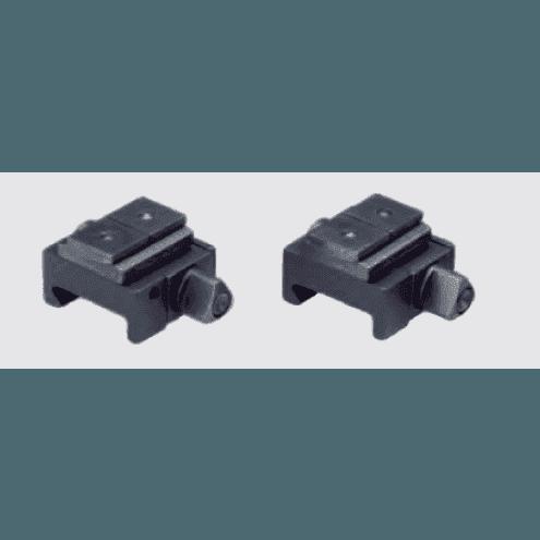 Recknagel Weaver mount for Schmidt & Bender Convex rail, nut