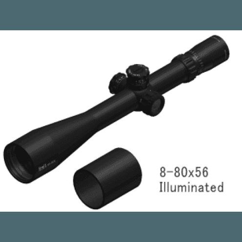 March Tactical 8-80x56TI Illum.