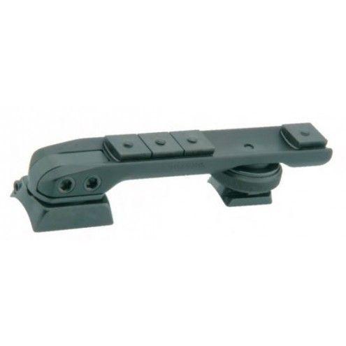 ERAMATIC One-piece Pivot mount, Sauer 202 Magnum, S&B Convex rail