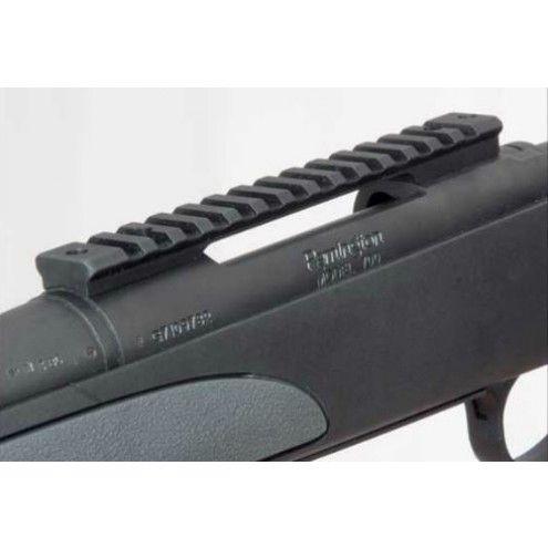 MAK steel picatinny rail, Sauer 202 Magnum