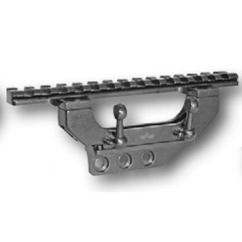 EAW Lateral Slide-on Mount for Steyr Mannlicher Schönauer GK, Picatinny rail