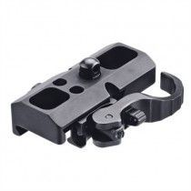 ERA-TAC Adapter for Harris-Bipod, sliding block, lever