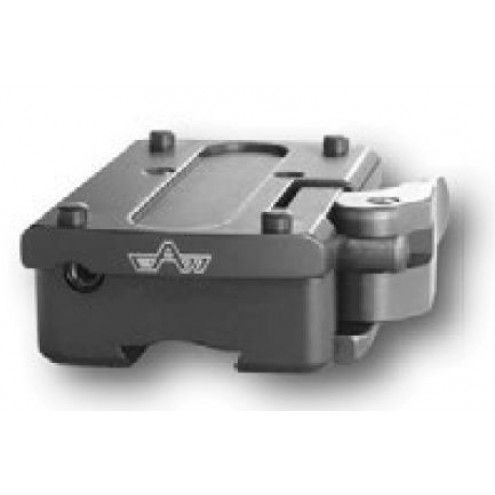 EAW Adapter for dovetail with adjustable lever, Aimpoint Micro