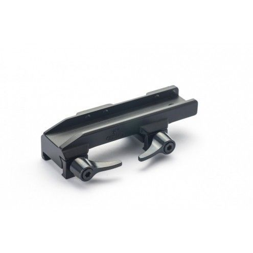 Rusan One-piece quick-release mount - Picatinny, LM rail