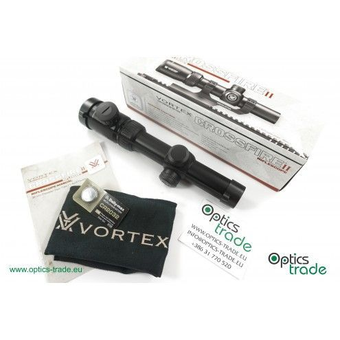 Vortex Crossfire II 1-4x24 Riflescope
