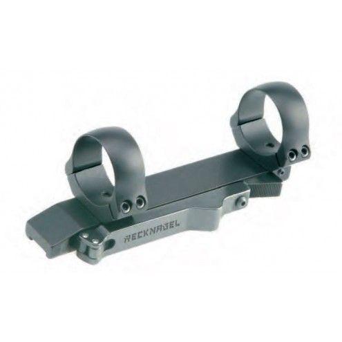 Recknagel SSK-II one piece mount, 12 mm Prism, LM Rail