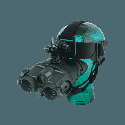 Yukon NV Binoculars Tracker 1x24 Goggles