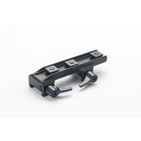 Rusan One-piece quick-release mount - Picatinny, SR rail