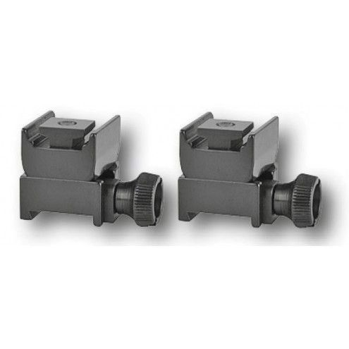 EAW Roll-off Mount for Tikka 558, 658, Swarovski SR rail - KR 0 mm