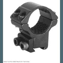Hawke 9-11mm Match Mounts, 25.4mm (1ˇ), high
