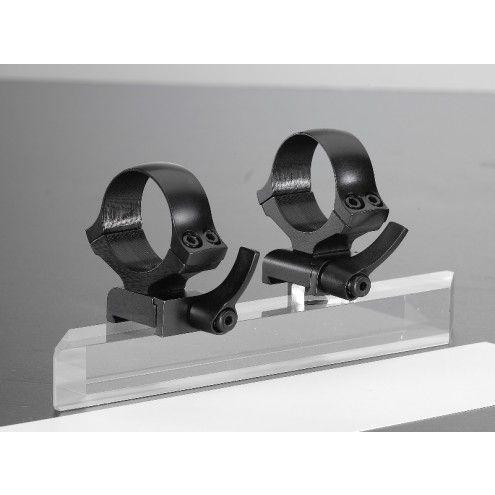 Kozap Slip-on one piece mount, Q-R, CZ 527, 30 mm