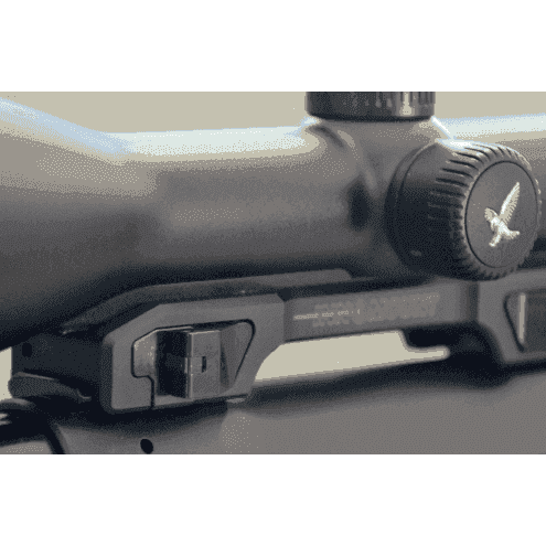 INNOMOUNT for Innogun, Swarovski SR rail