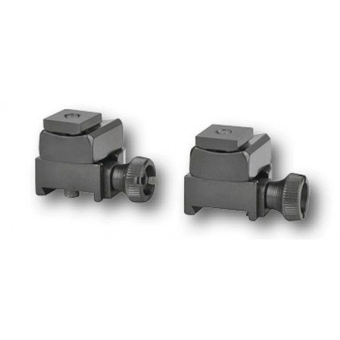 EAW Roll-off Mount for Tikka M 695, S&B Convex rail - KR 0 mm