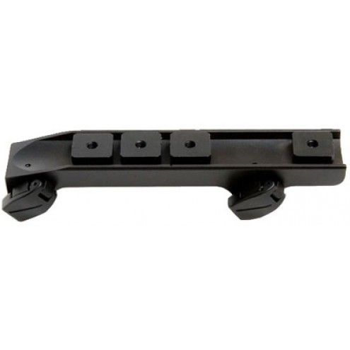 Blaser Saddle Mount, S&B Convex rail