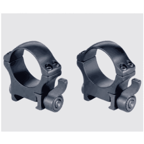 Recknagel Tactical scope rings, 30mm, lever