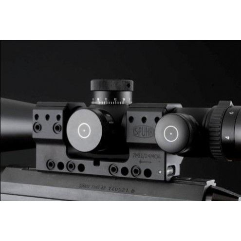 Spuhr Unimount for Sauer, 34mm, 9 MIL / 31 MOA