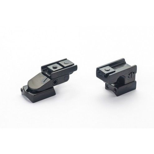 Rusan Pivot mount for Anschutz (11 mm prism), SR rail