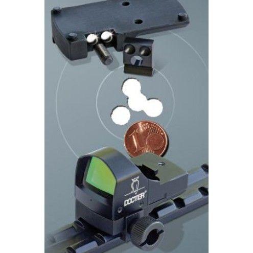 MAKugel for Docter Sight on Picatinny/Weaver rail