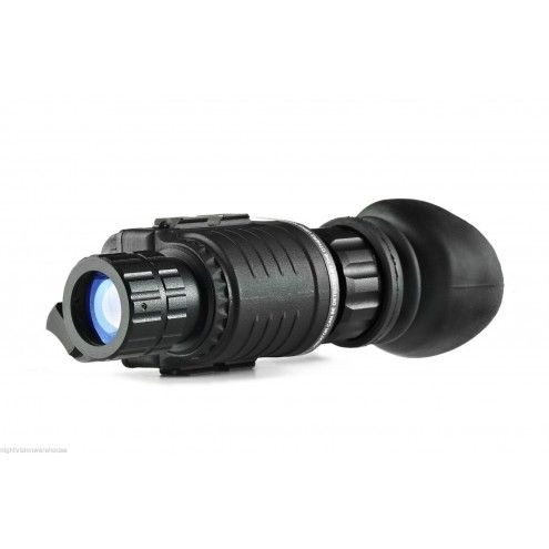 Bering Optics Ocelot 1.0x24 Gen. 2+ NV Monocular